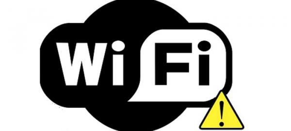 wifi laptop bị lỗi chấm than limited access