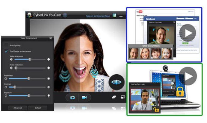 Hướng dẫn quay video bằng webcam laptop