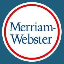 Merriam – Webster