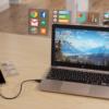 Các cách chiếu màn hình android lên laptop bằng cáp đơn giản