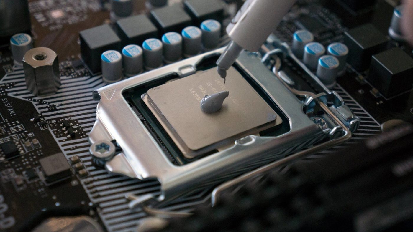 Intel Socket Thermal Compound