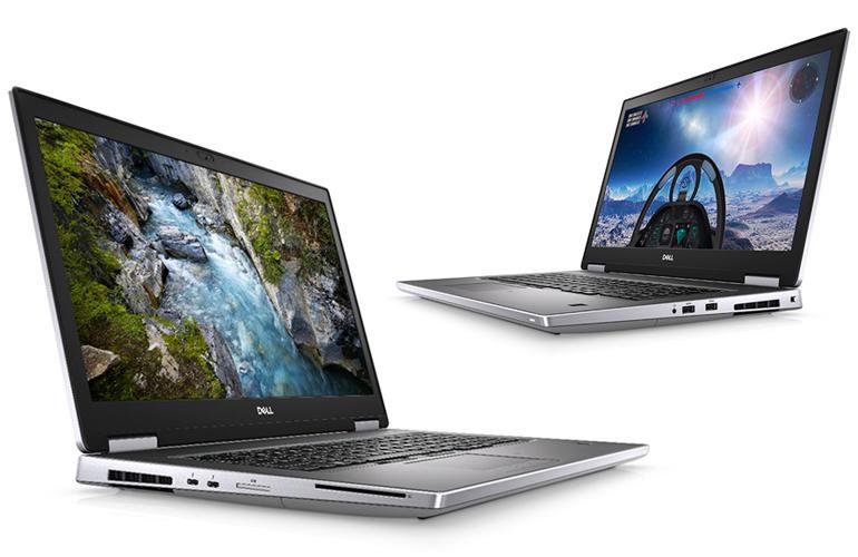 Dell Precision 7740 Xeon E 2276m Up To 4 70ghz Ram 64gb Ssd 1tb M 2 Pcle Rtx 5000 16gb 17 3 Hd 1600x900 Windows 10 Pro 36539 2